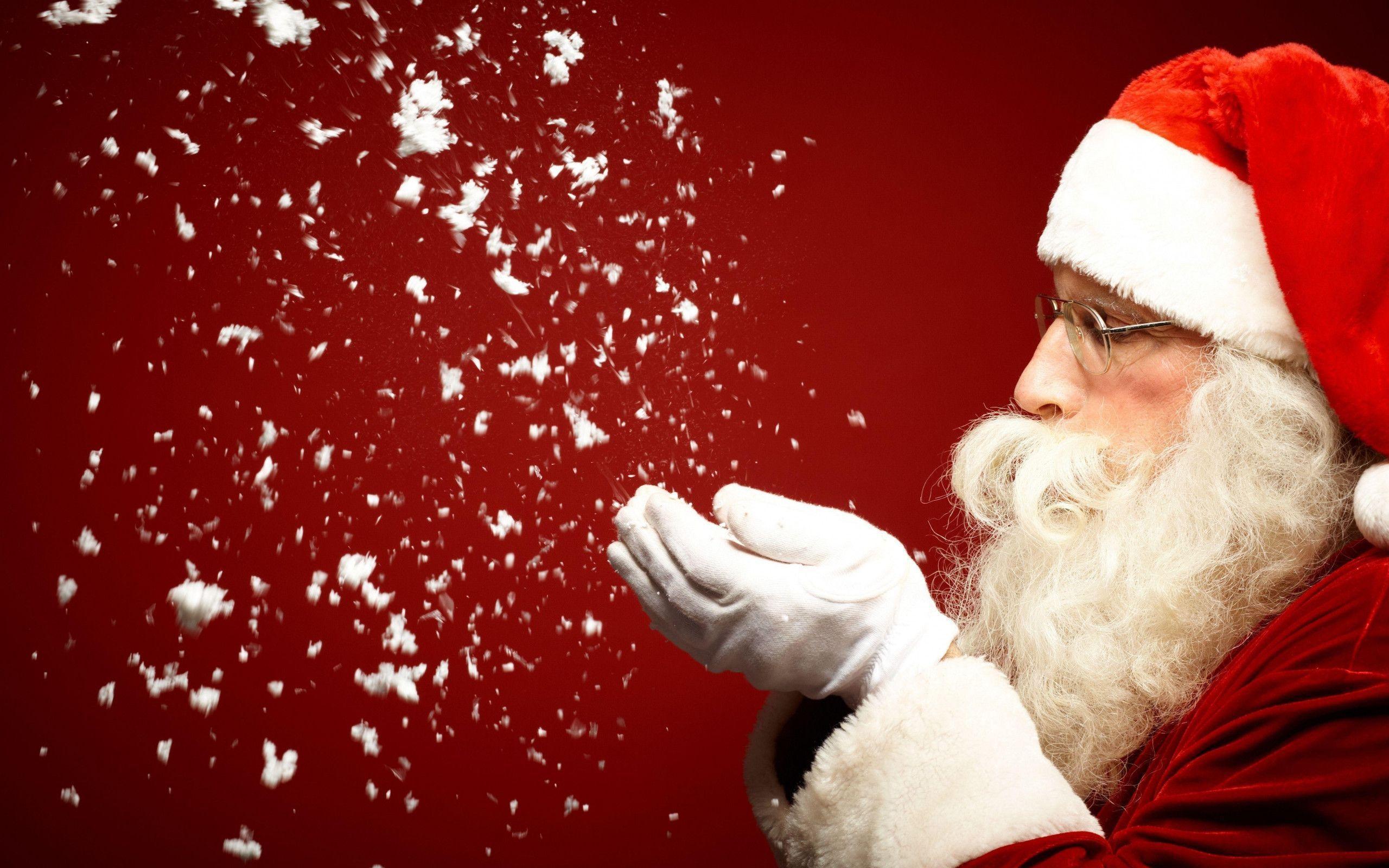 Santa Claus Christmas HD Wallpapers