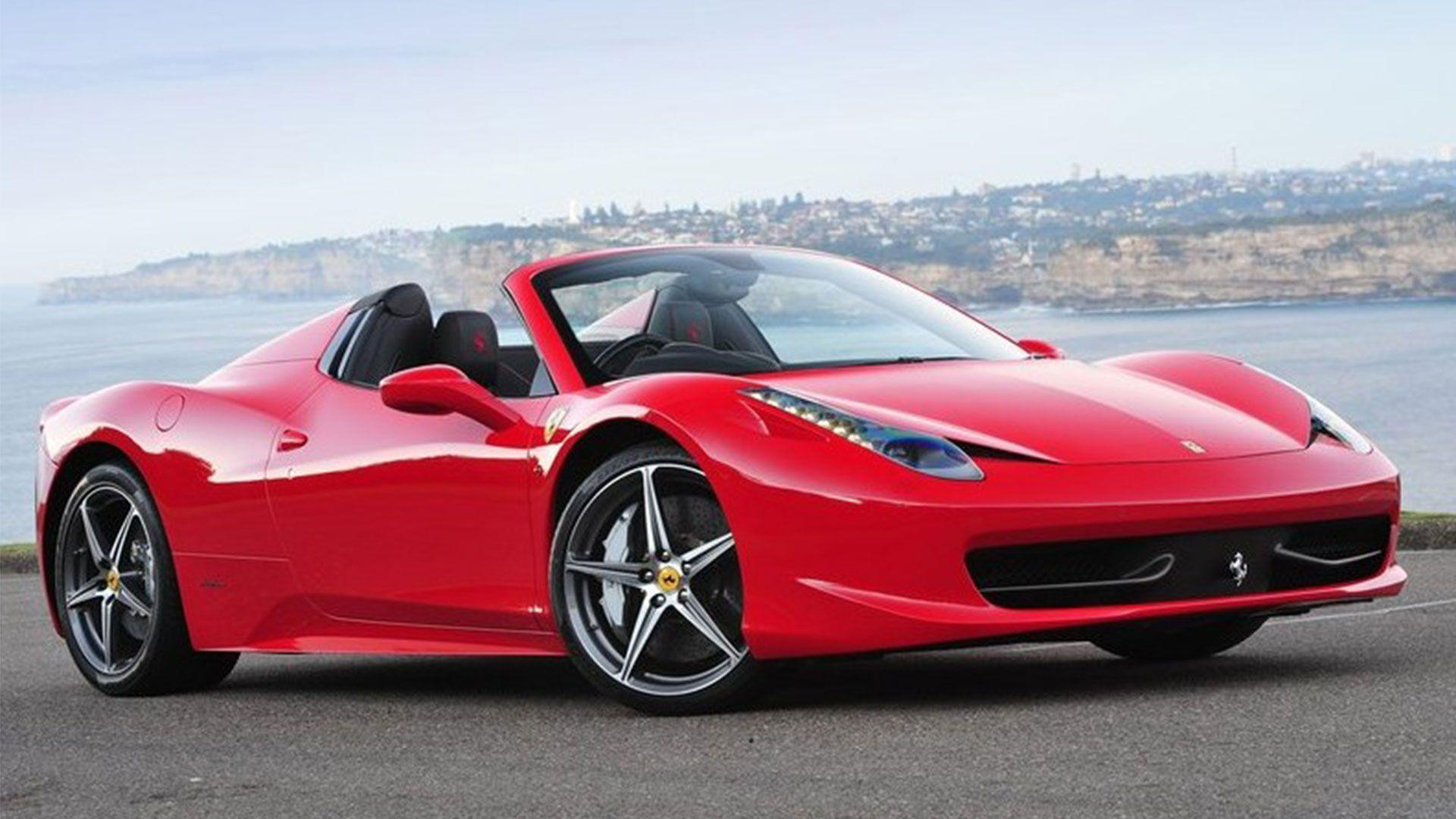 ferrari 458 spider wallpapers wallpaper cave. Black Bedroom Furniture Sets. Home Design Ideas