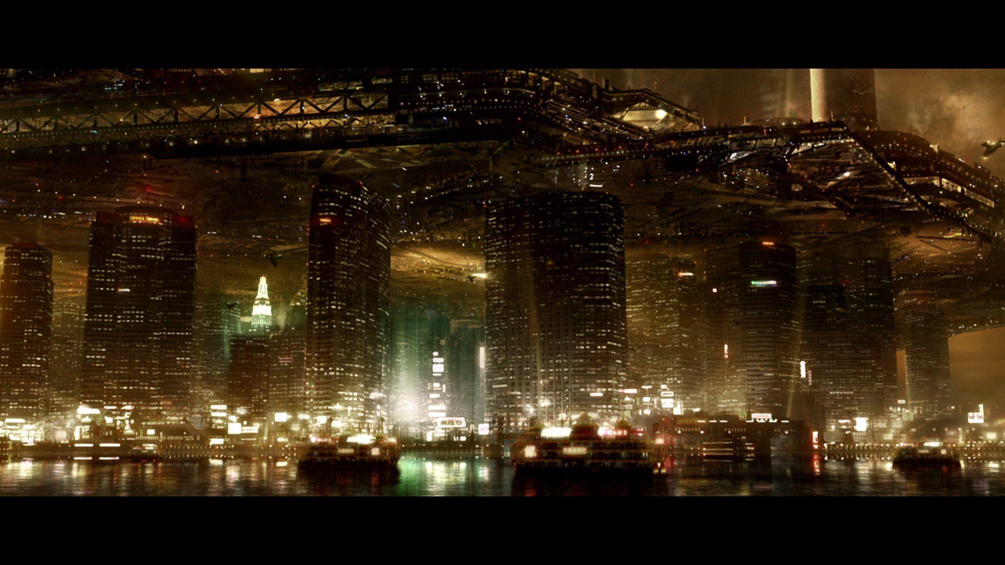 cyberpunk city hd wallpapers - photo #4