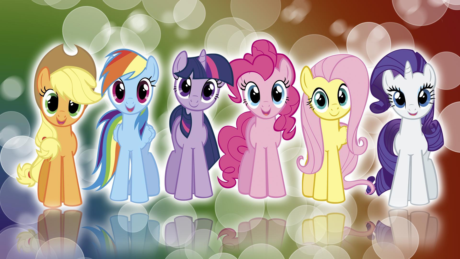 Free My Little Pony HD Wallpaper #699 | Foolhardi.