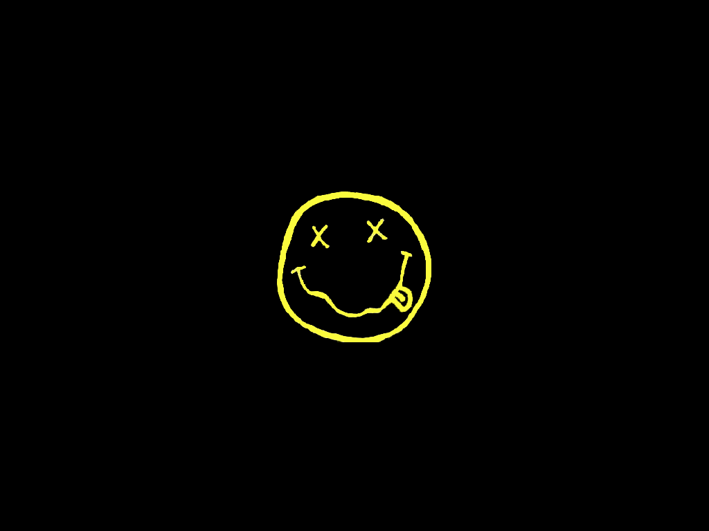 Wallpapers For > Nirvana Logo Wallpapers