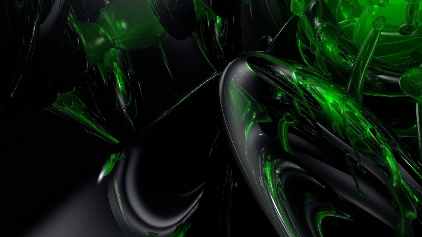 1920x1080 cool green stripes - photo #35