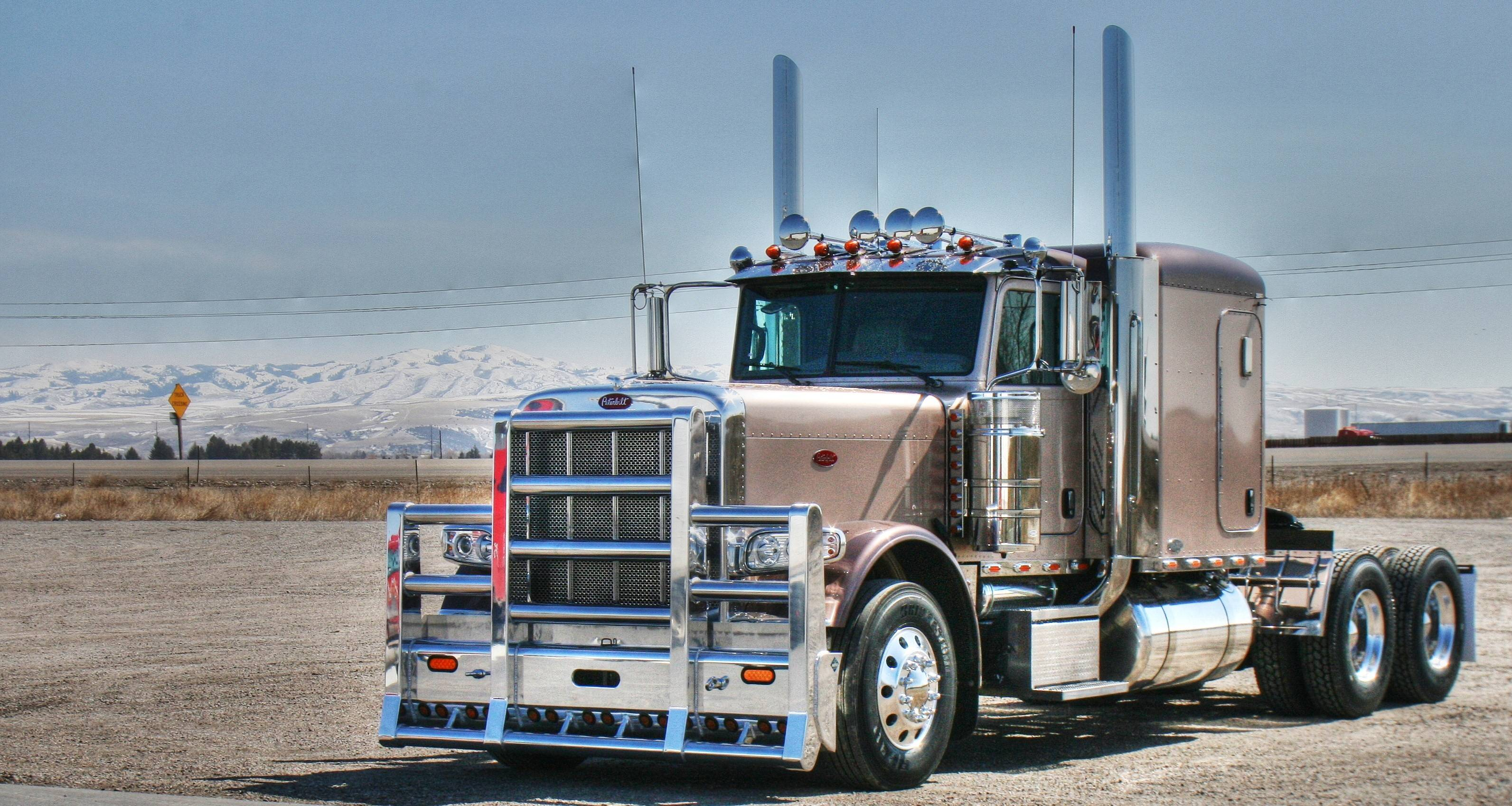 Peterbilt Wallpapers - Wallpaper Cave