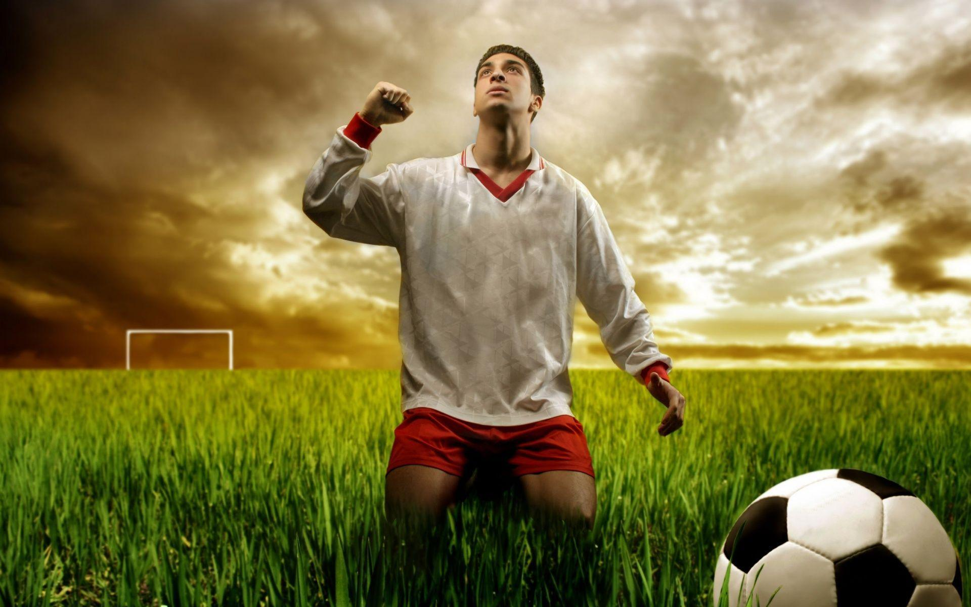 Football Desktop Wallpapers Wallpaper Cave