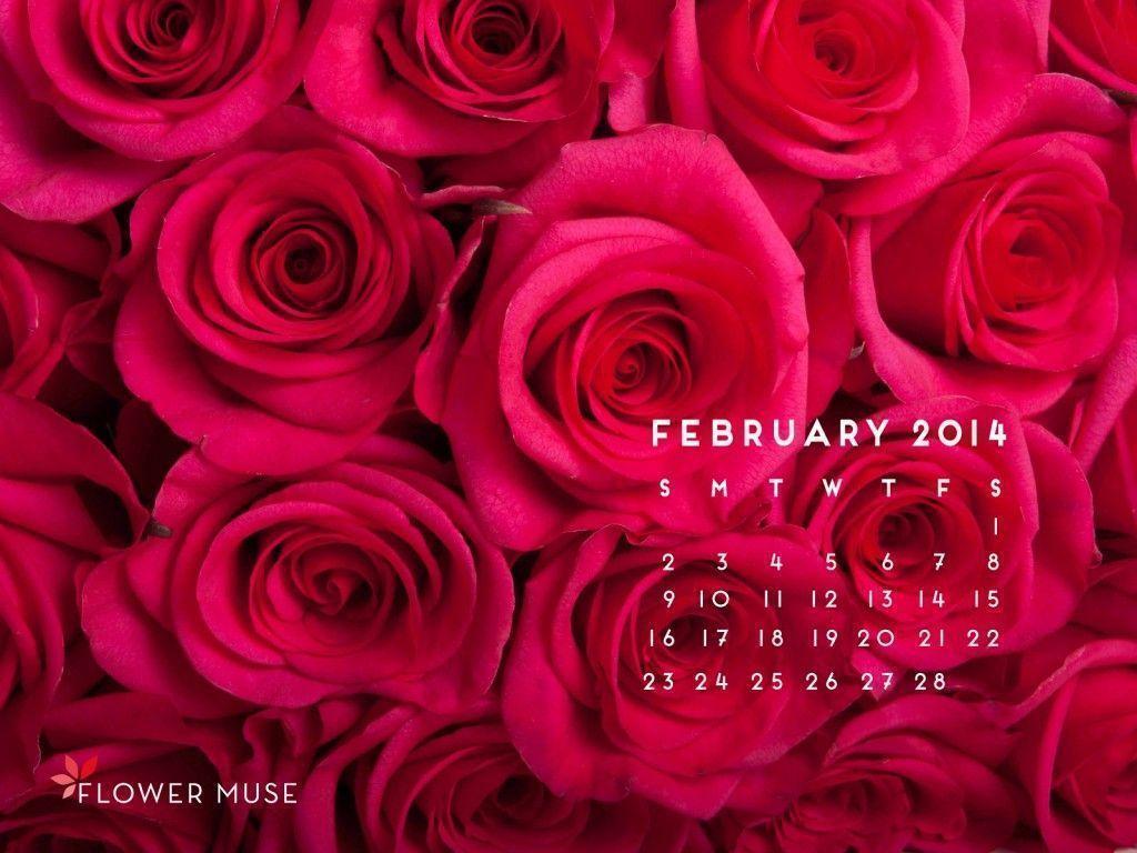 Calendar Wallpaper Feb : February desktop wallpapers wallpaper cave