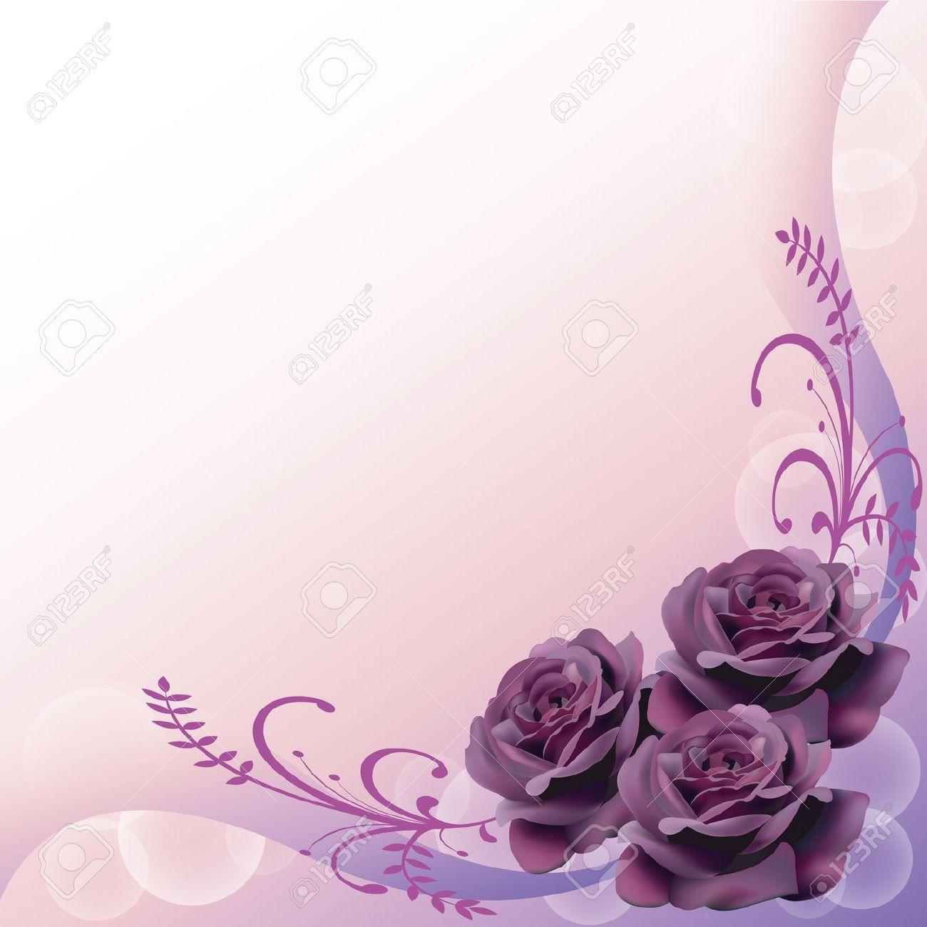 Purple Roses Background Images: Purple Roses Backgrounds