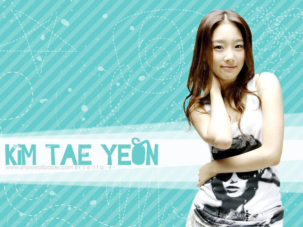 Snsd Taeyeon Wallpapers - Wallpaper Cave