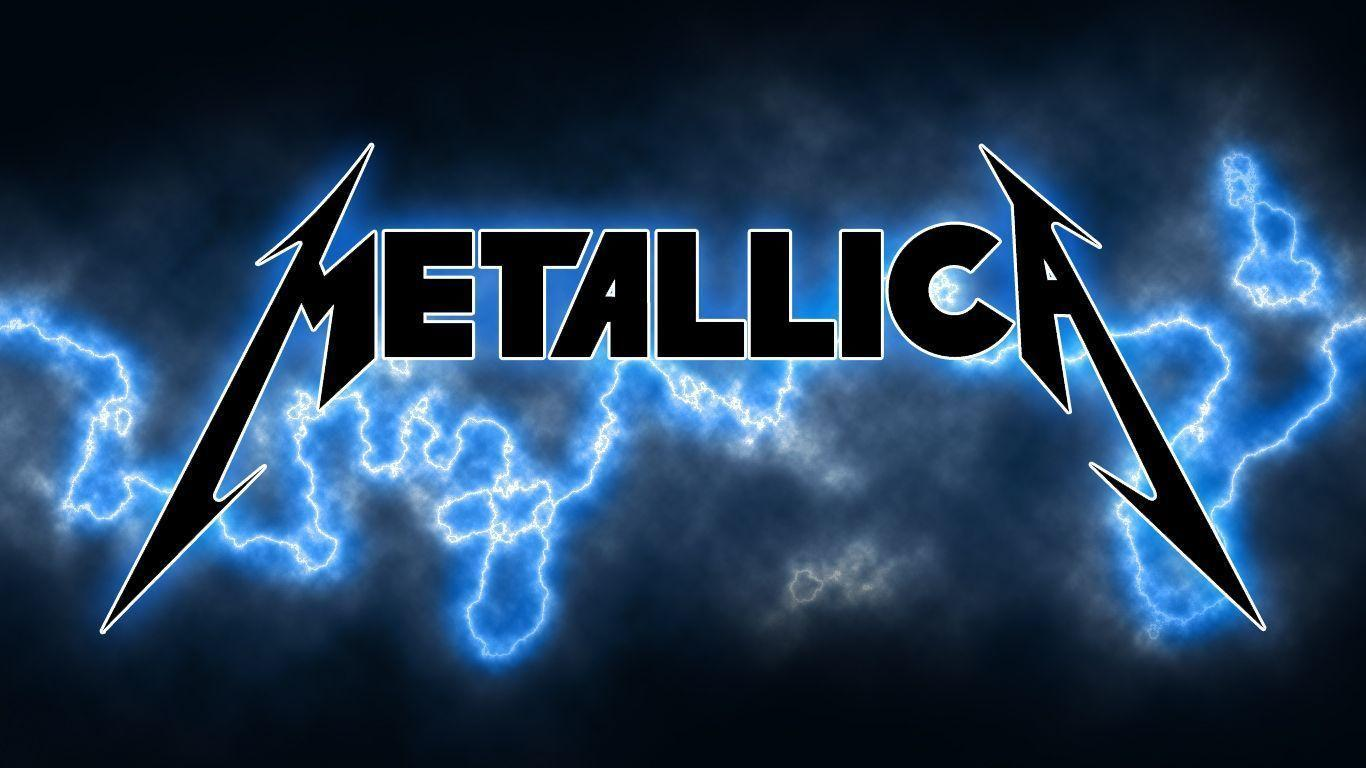 Metallica logo wallpapers wallpaper cave - Metallica wallpaper ...