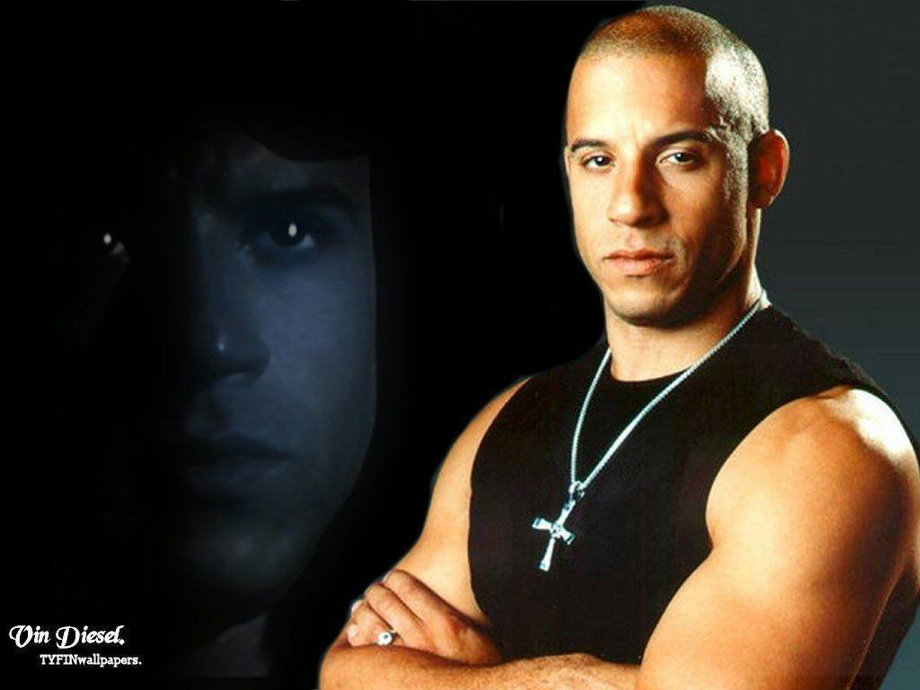 Vin Diesel Fast And Fu...
