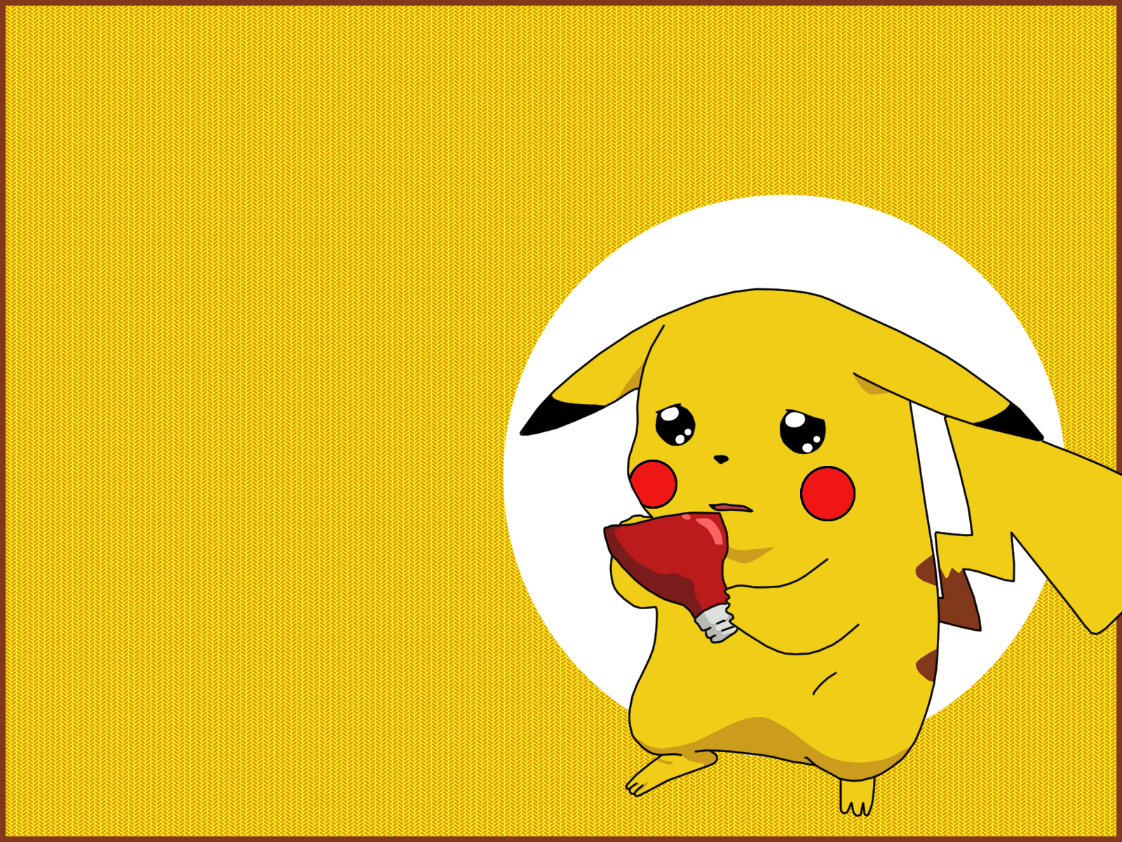 pikachu pokemon wallpaper - photo #9