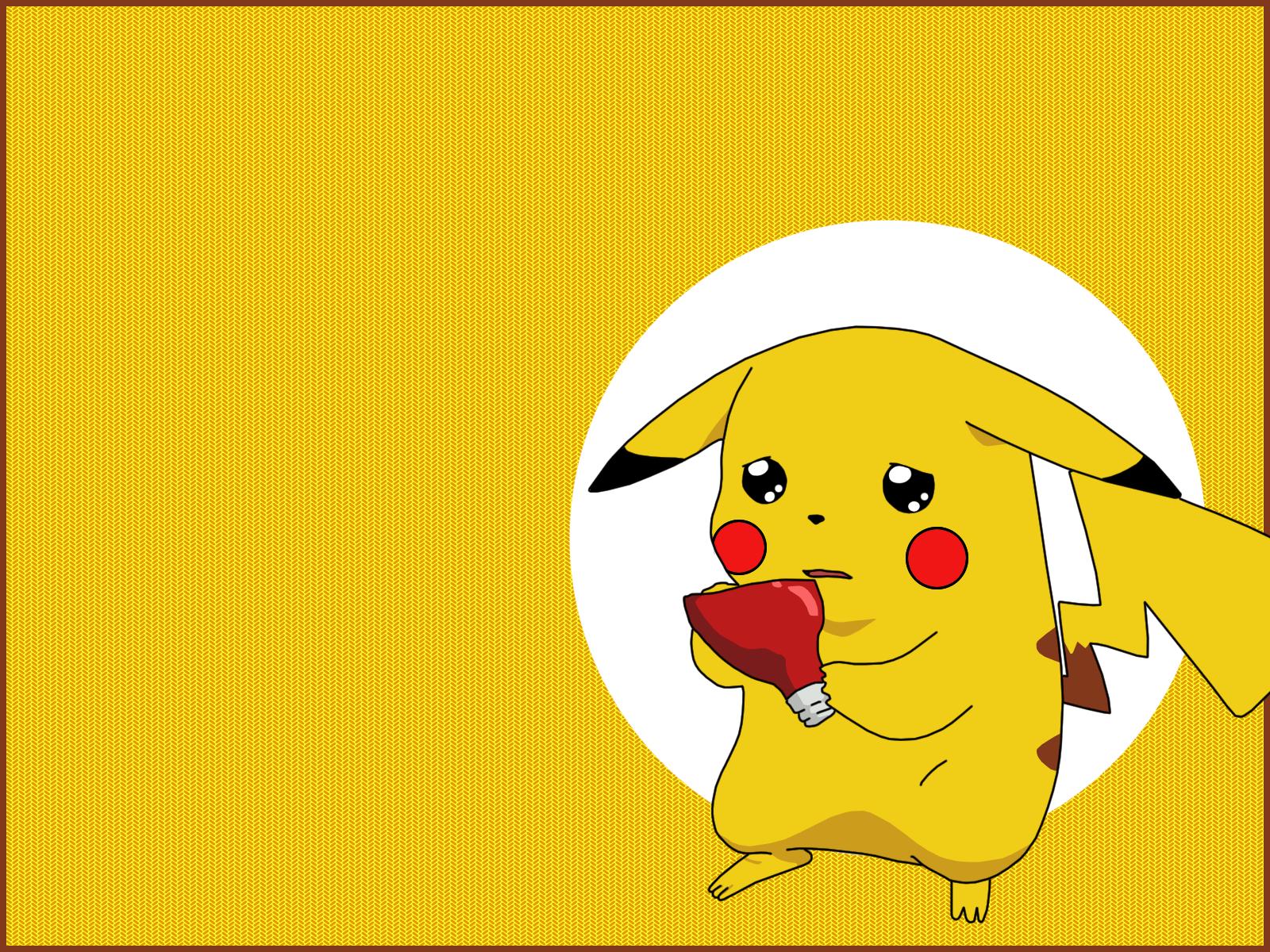 pikachu pokemon wallpaper - photo #9
