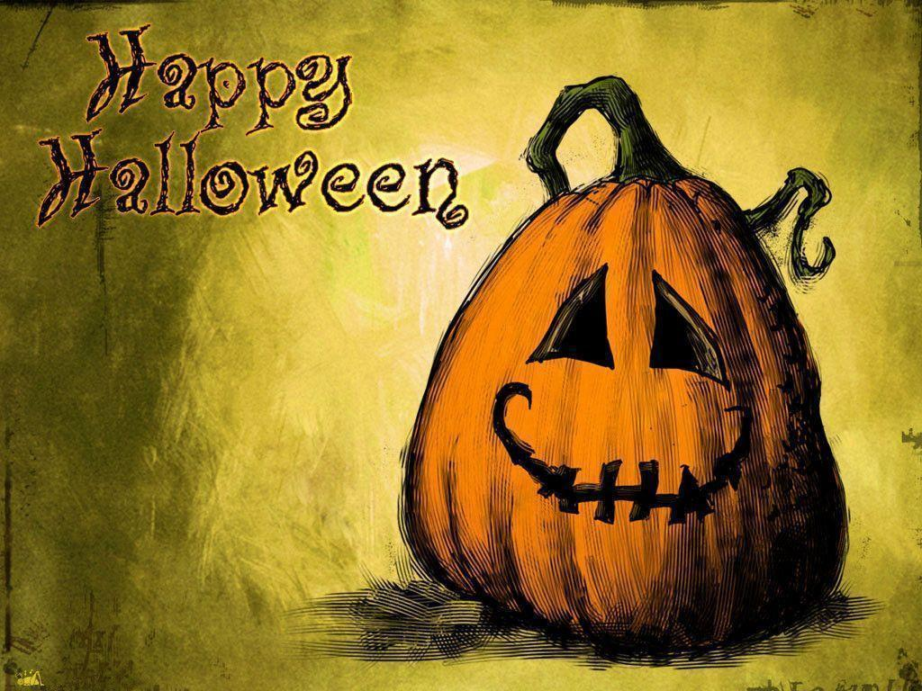 Happy Halloween Wallpapers Free - Wallpaper Cave