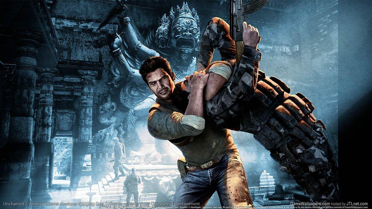 Uncharted 2 Among Thieves - Uncharted Wallpaper (9120321) - Fanpop