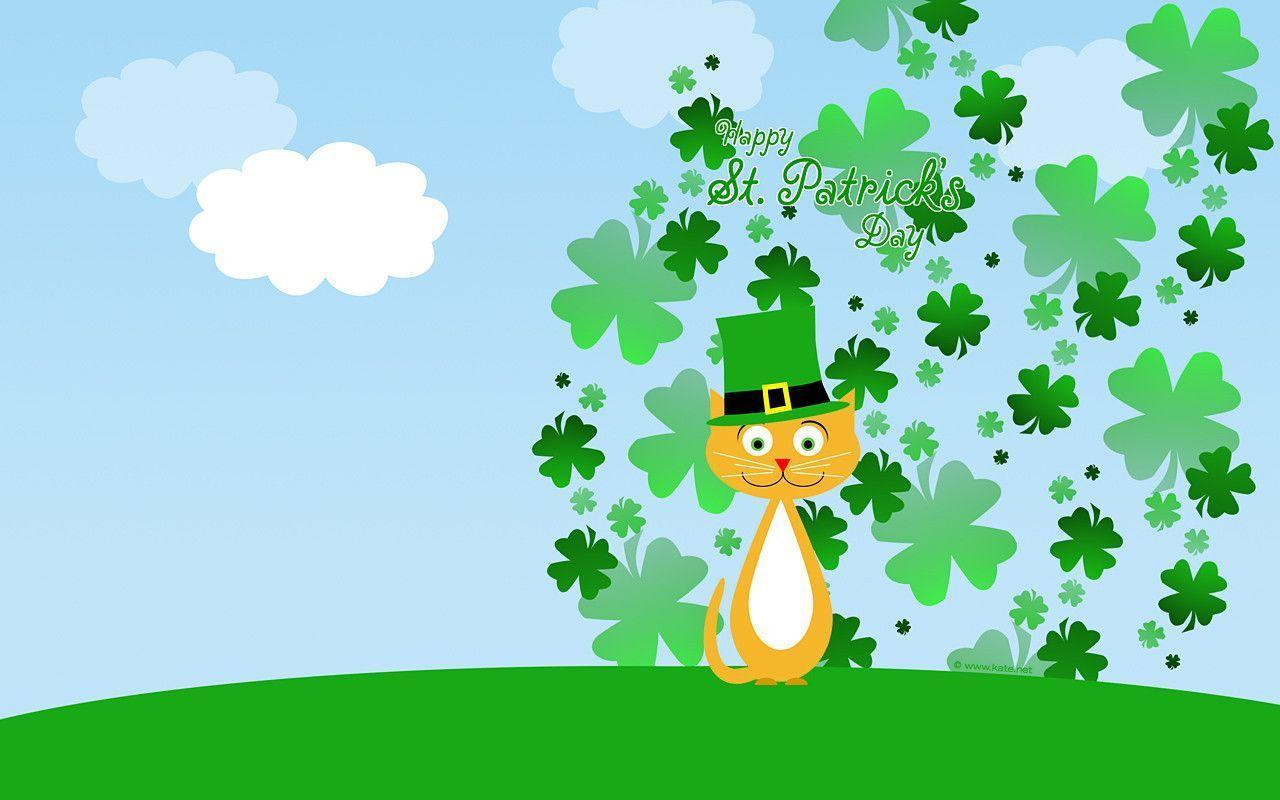Free St. Patrick&Day Wallpapers by Kate