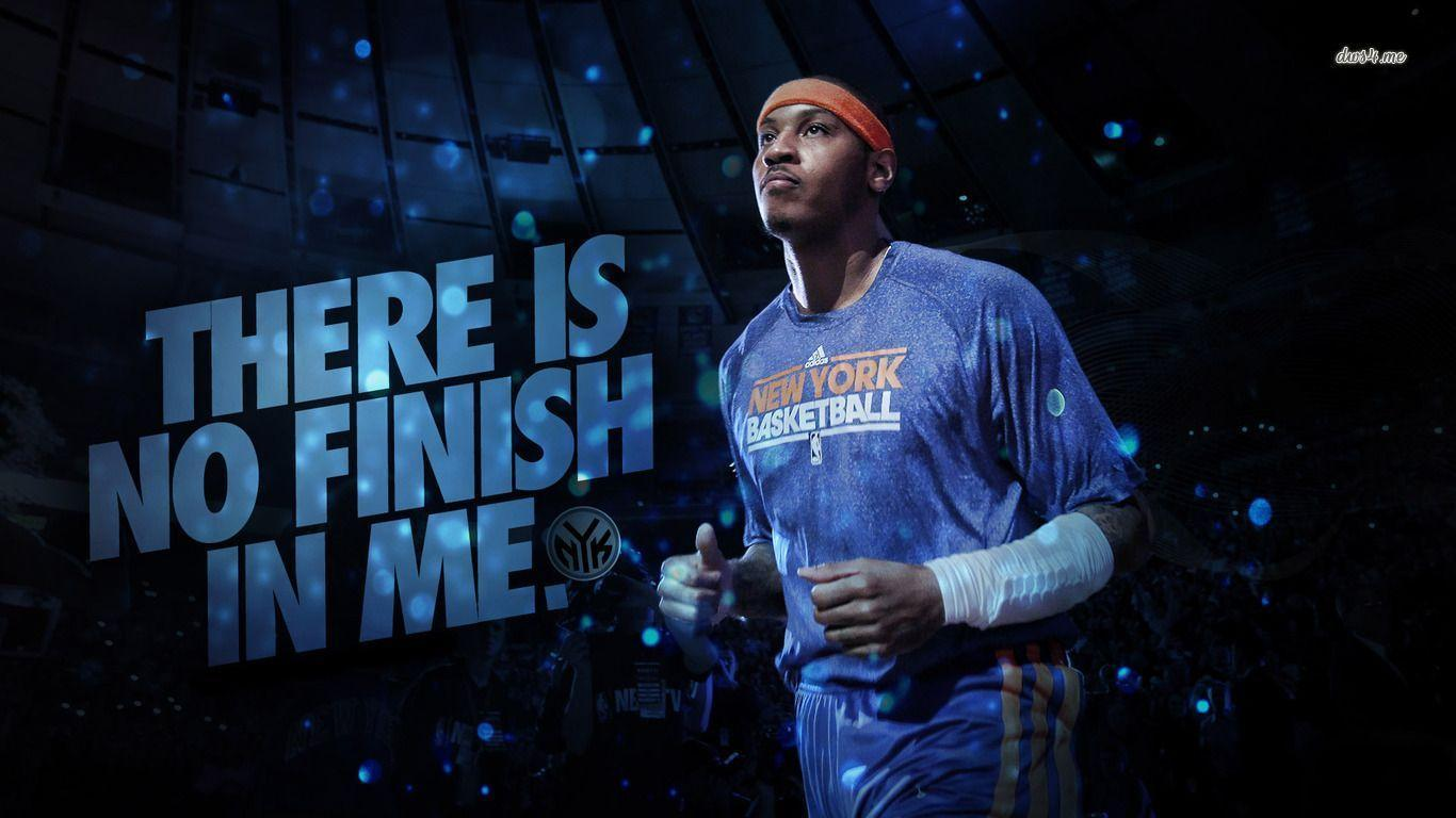 Michael Jordan Quotes Carmelo Anthony X 1366x768 Wallpapers