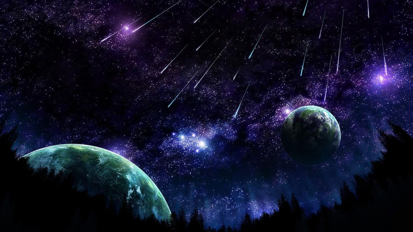 deep space hd wallpaper 1366x768 - photo #25
