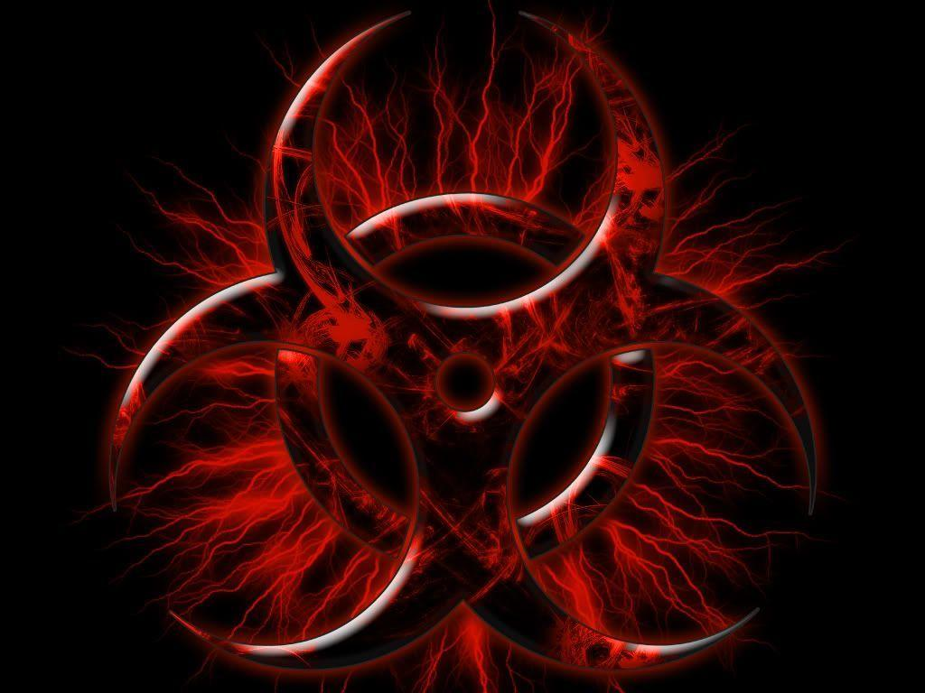 Biohazard symbol wallpapers wallpaper cave pix for cool biohazard symbol wallpaper biocorpaavc Image collections