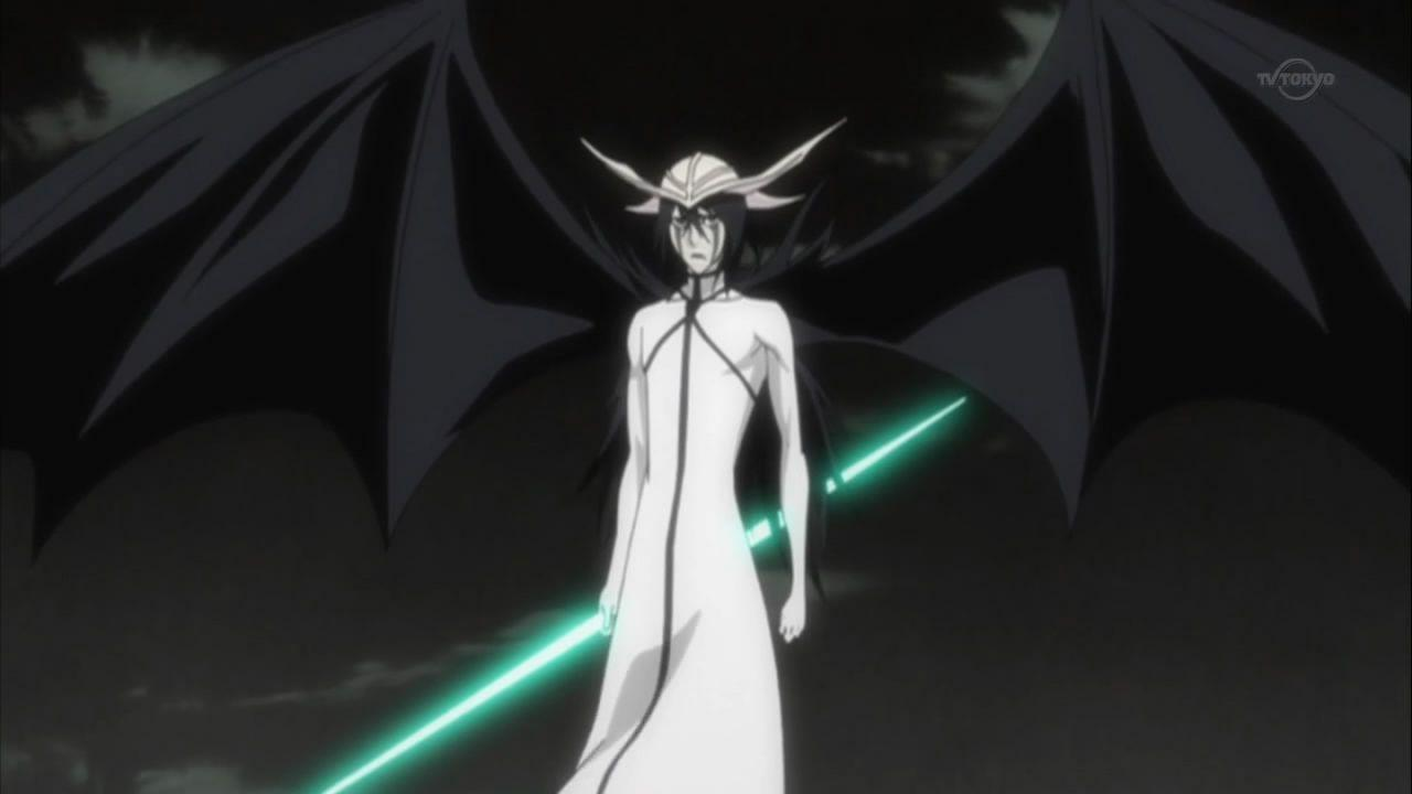 Ulquiorra second release vs stark