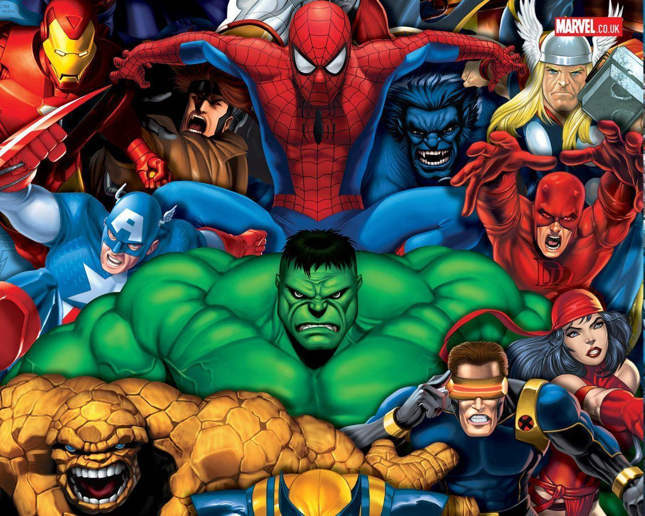 marvel comics wallpaper – 1280×1024 High Definition Wallpaper ...
