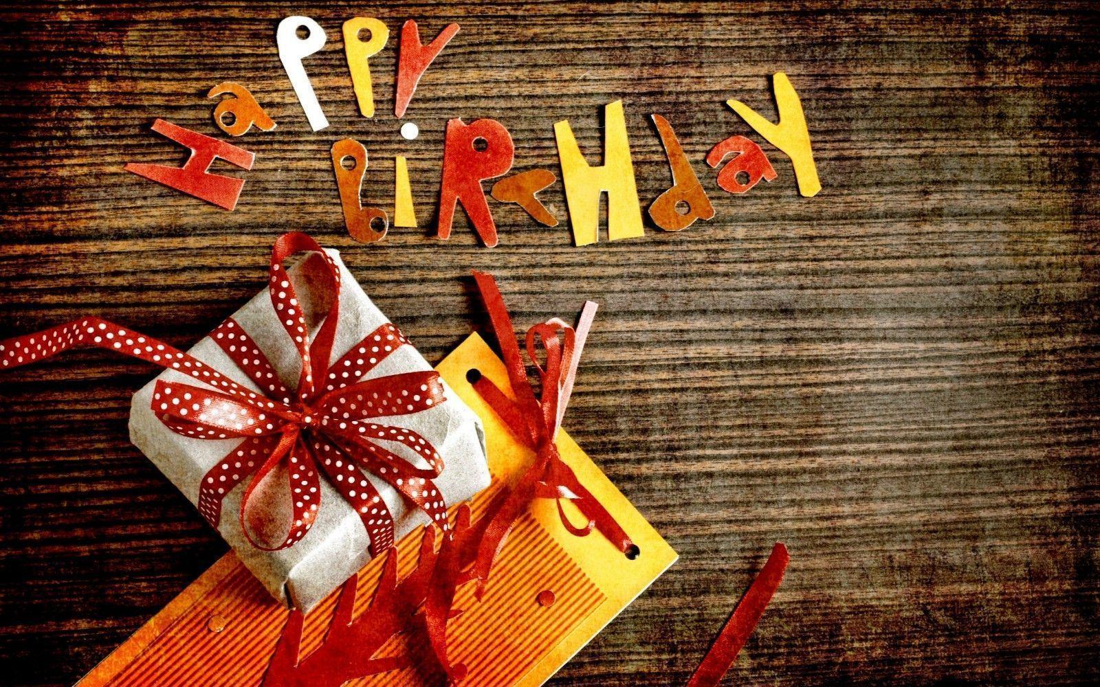 Happy Birthday Wallpaper Hd
