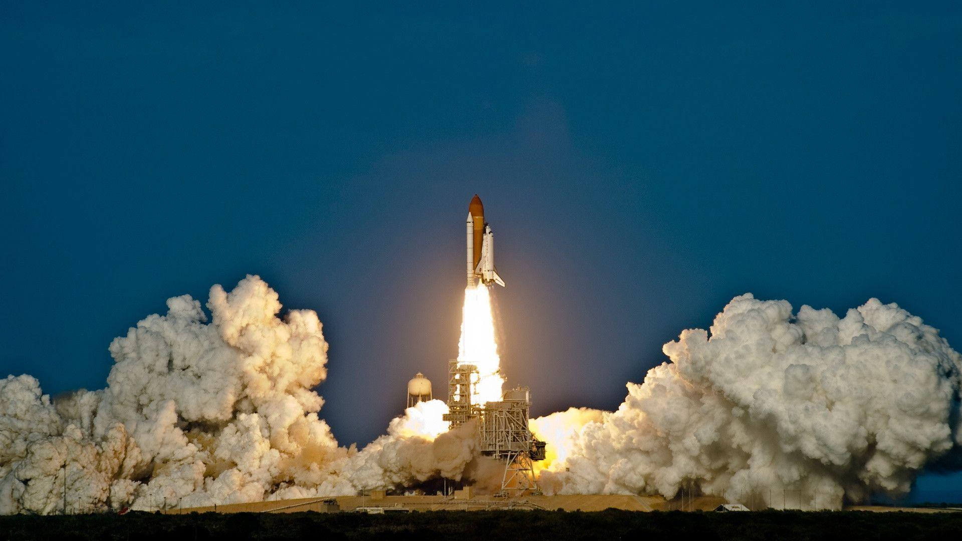 space shuttle space background - photo #4