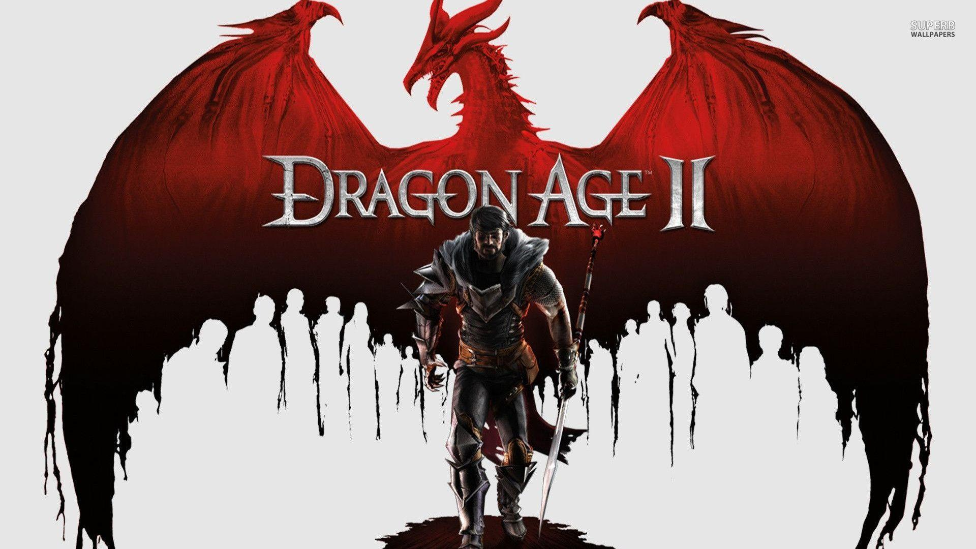 Dragon Age II wallpaper - Game wallpapers - #