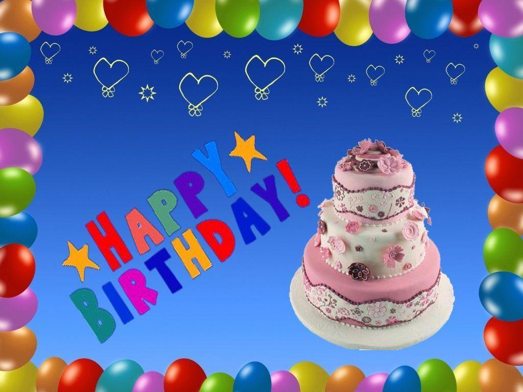 Happy Birthday Image Wallpaper Quotes #10718 Wallpaper computer ...