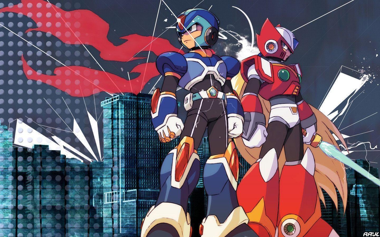 Mega Man Zero Wallpapers - Wallpaper Cave