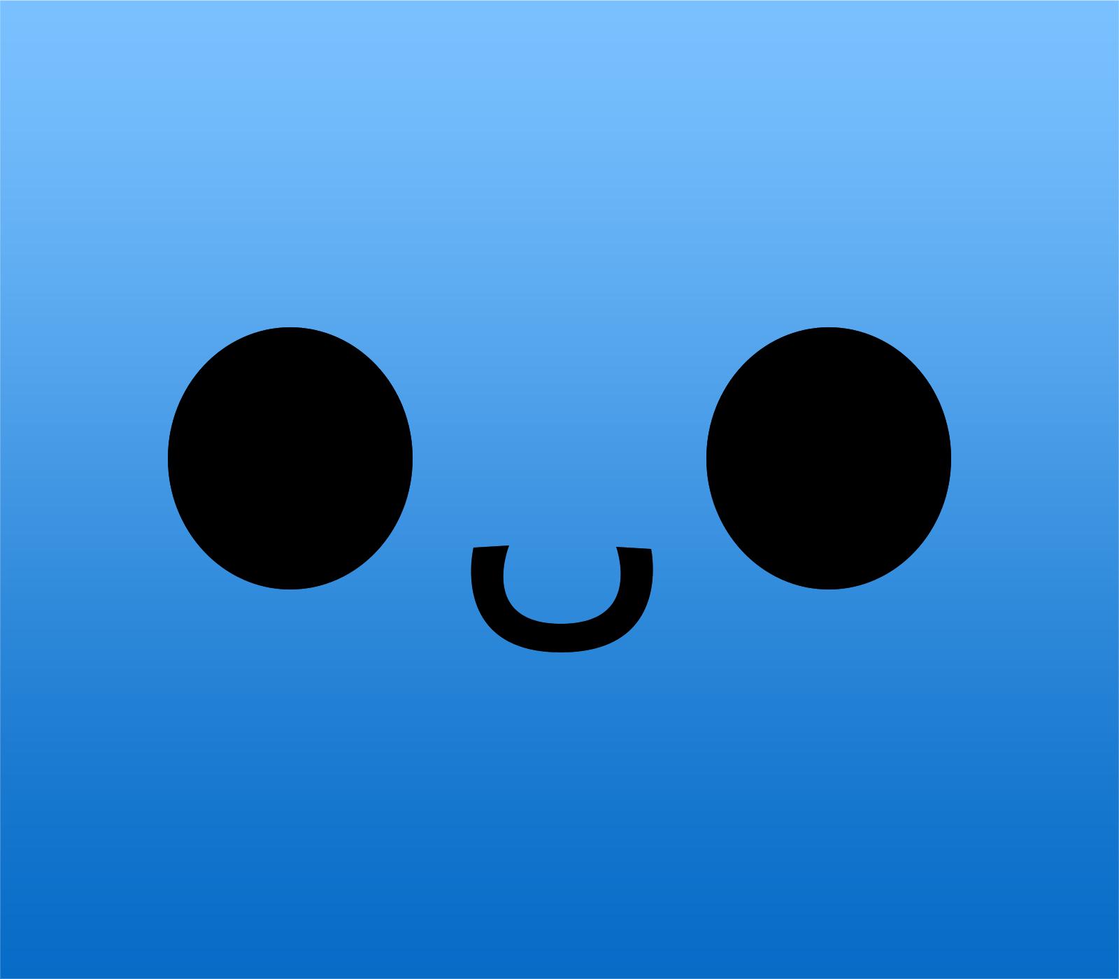 Blue Cute Wallpapers Wallpaper Cave