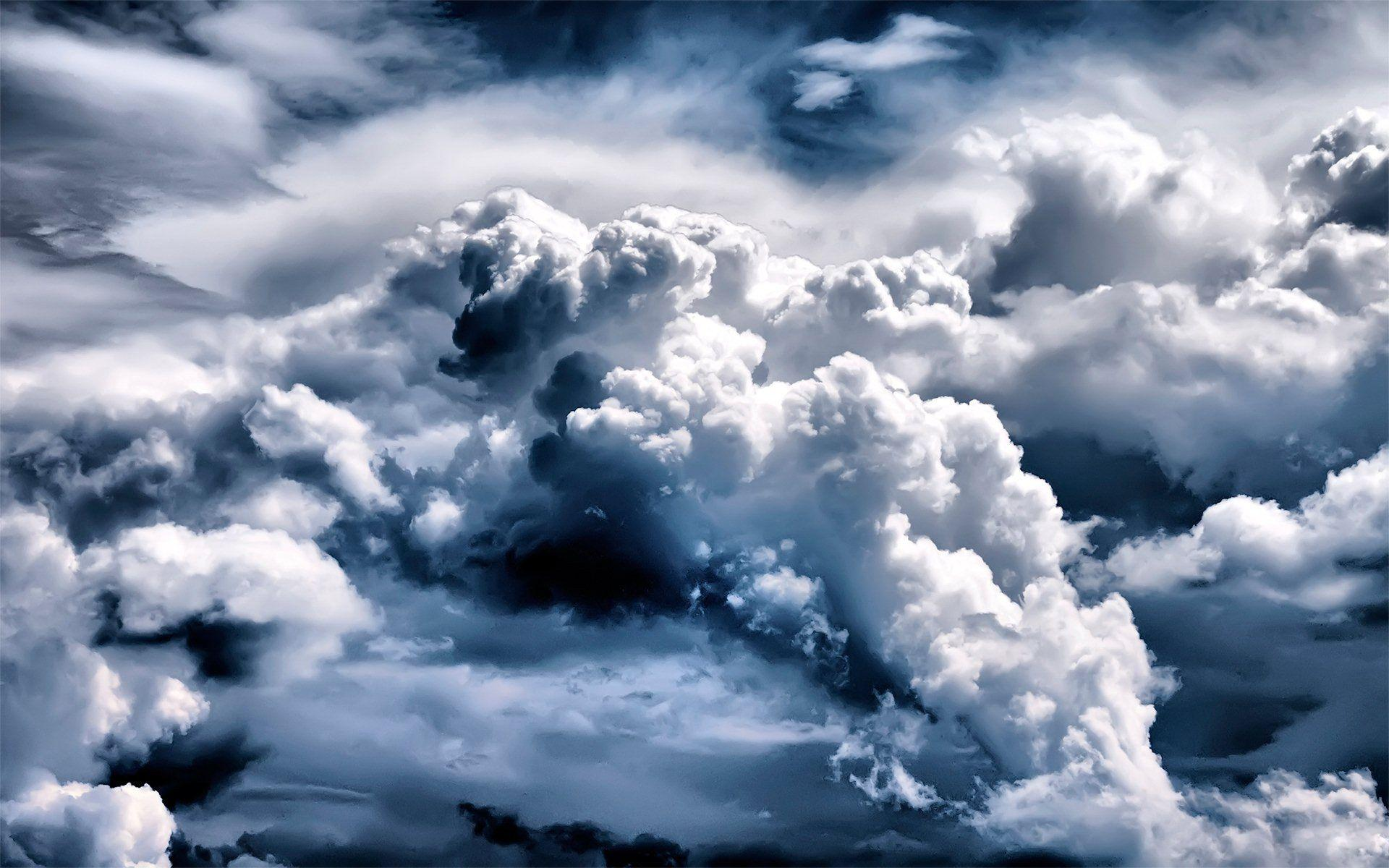 Beautiful Sky Clouds Wallpapers and Stock Photo