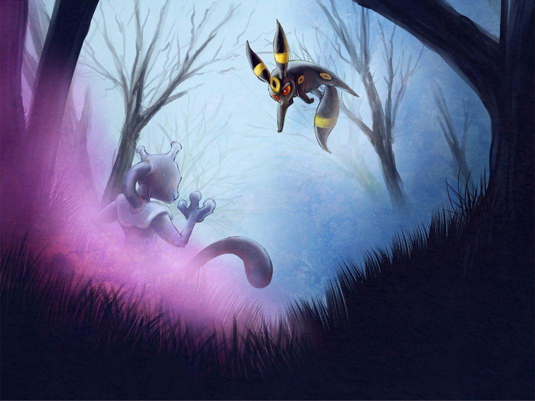 Pokemon mewtwo wallpapers wallpaper cave - Pokemon miu two ...