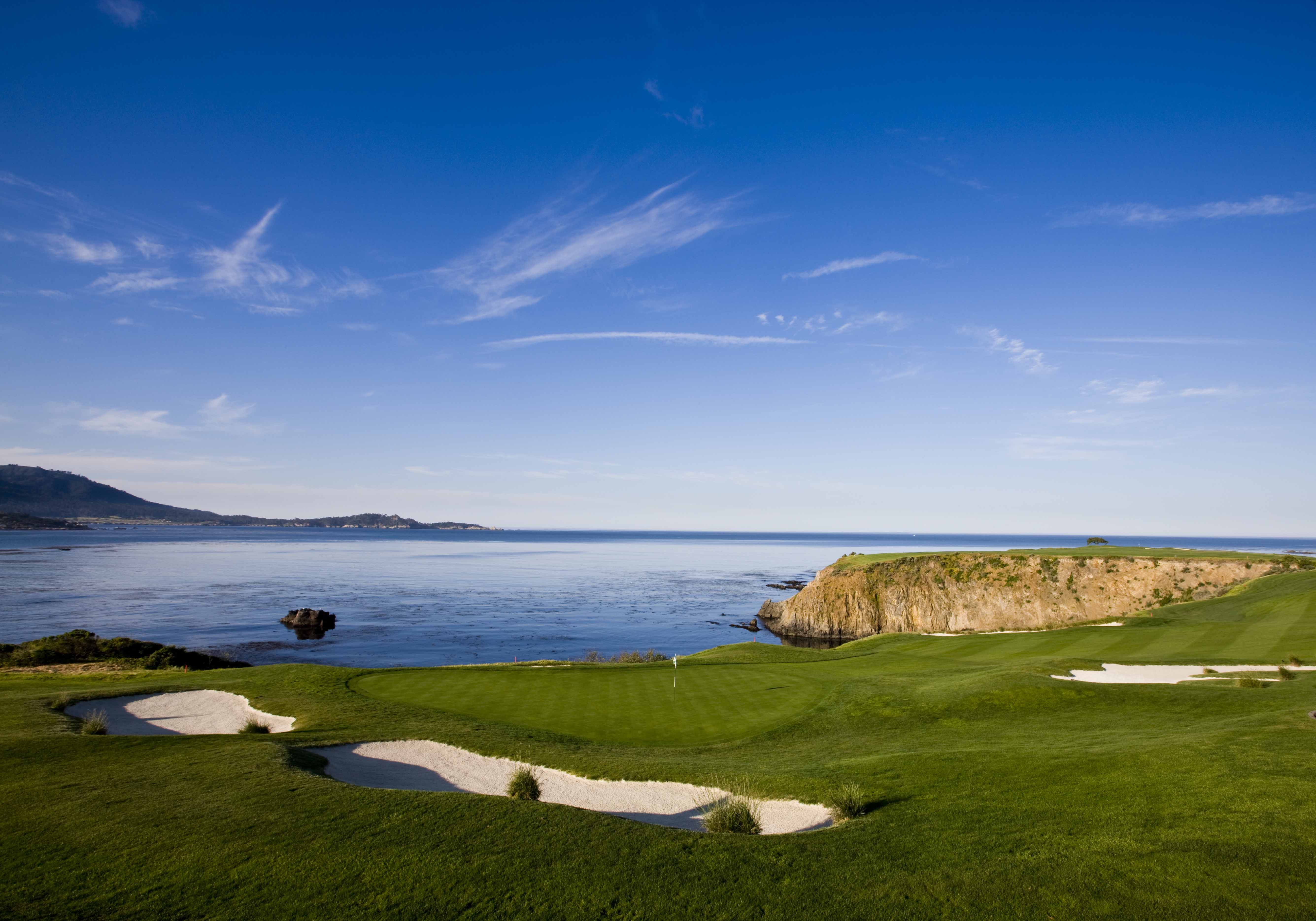 Pebble Beach Golf Club Pictures