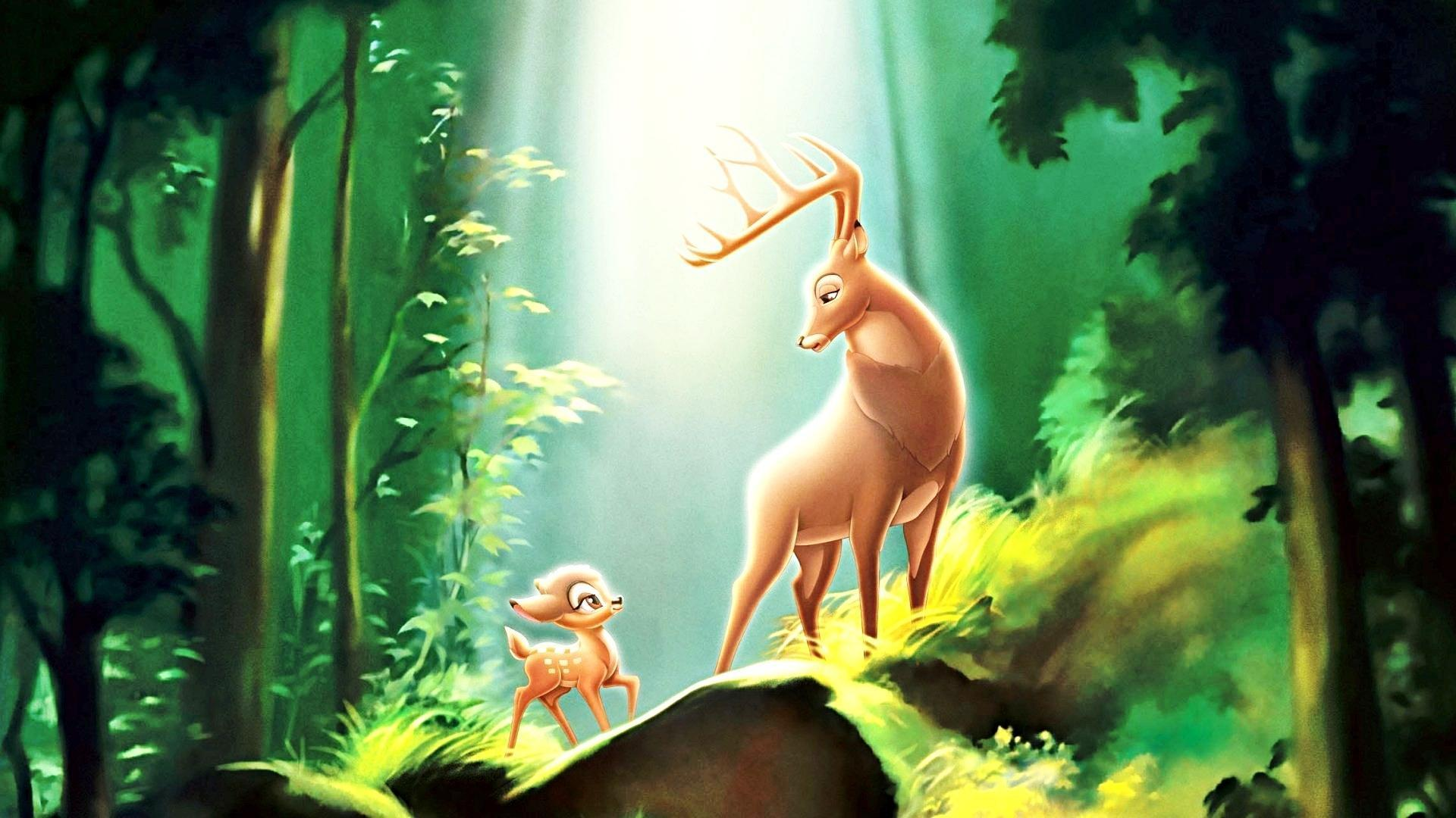 Walt Disney Bambi Wallpapers For Free Phone