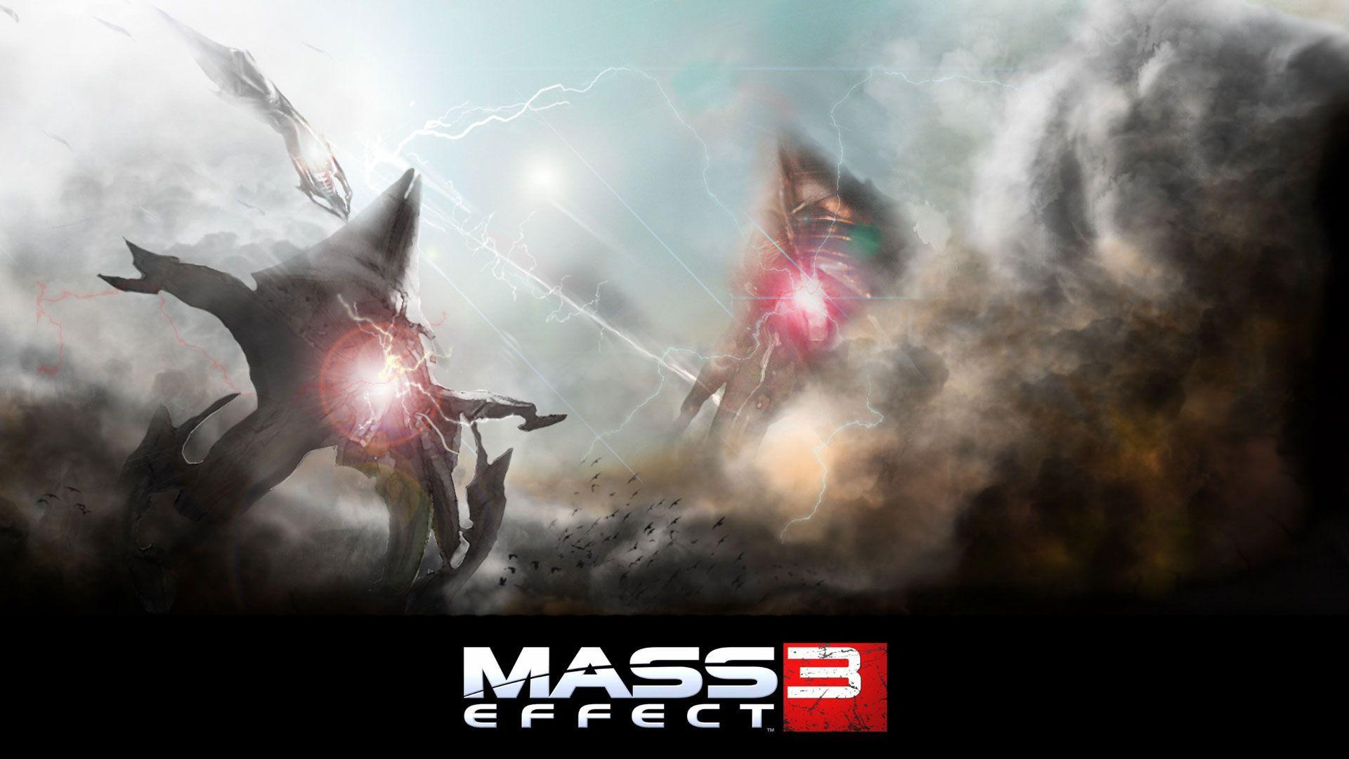 Mass Effect 3 Wallpapers in HD