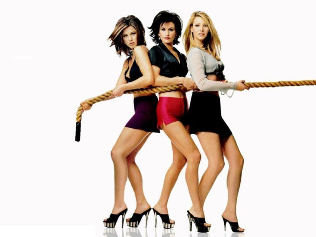 Friends Girls HD Wallpapers