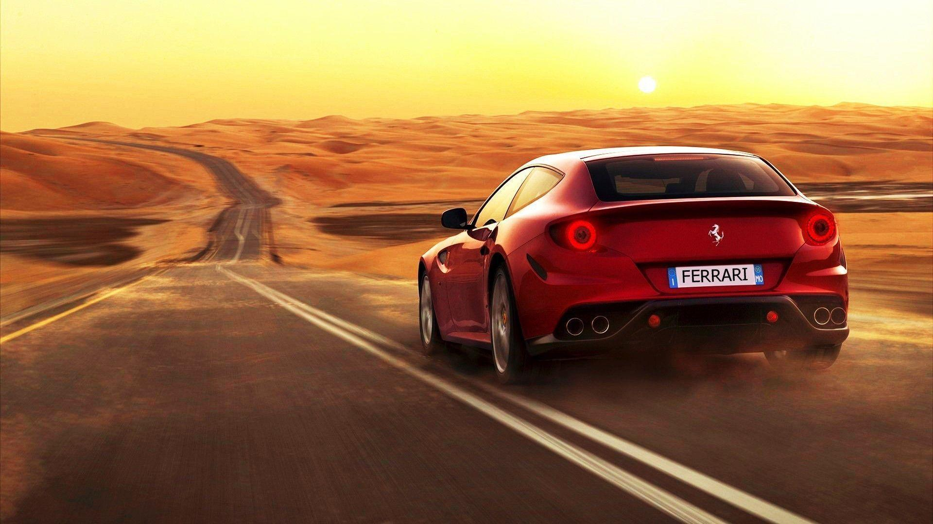 Coolest Collection of Ferrari Wallpapers & Backgrounds In HD