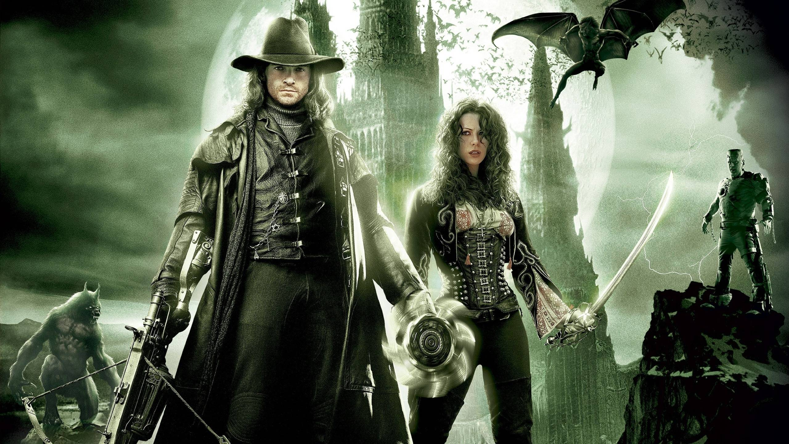 kate beckinsale van helsing wallpapers wallpaper cave