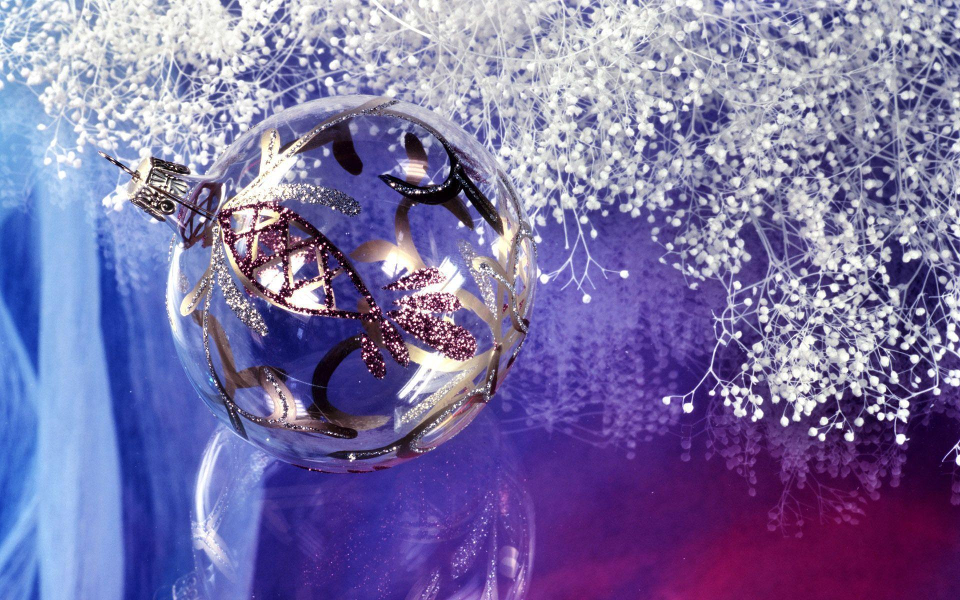 Purple and silver christmas decorations - Silver Christmas Decorations Christmas Wallpaper 22229297 Fanpop
