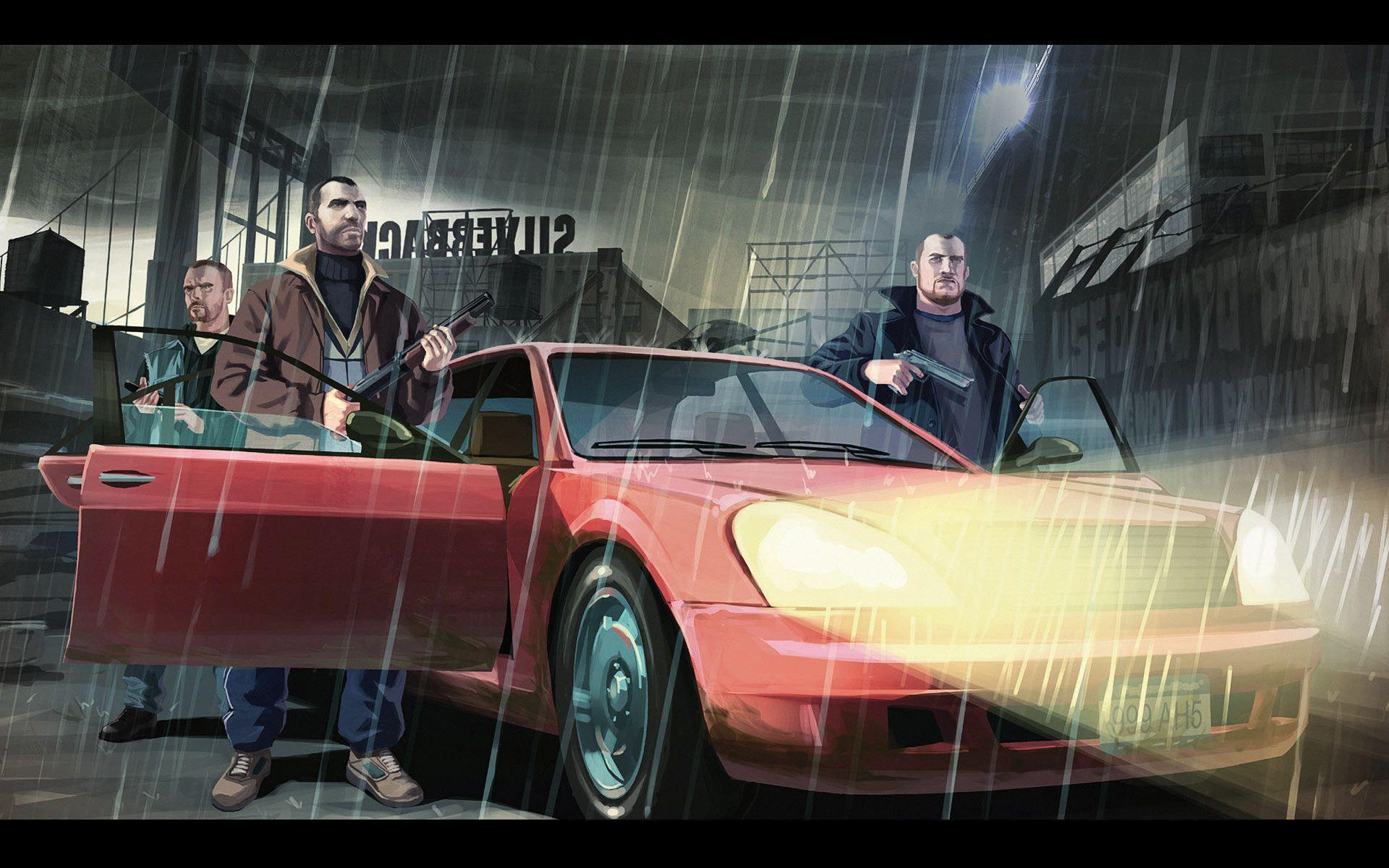 gta 4 wallpapers wallpaper cave