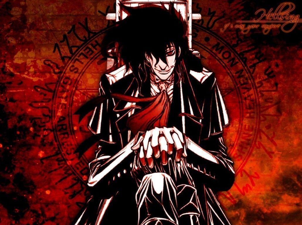 Alucard Hellsing Vampire Wallpaper