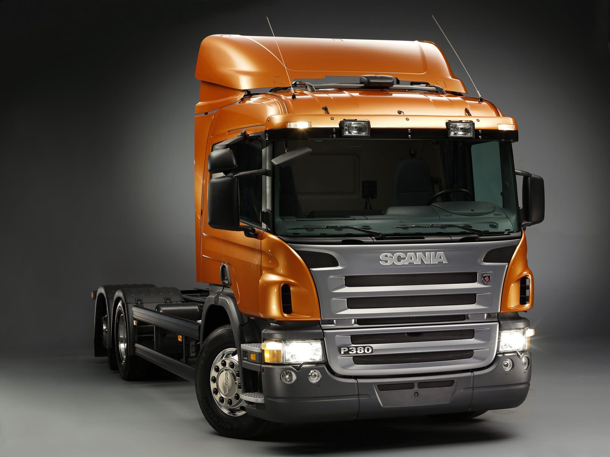 Scania Trucks Wallpapers - Wallpaper Cave