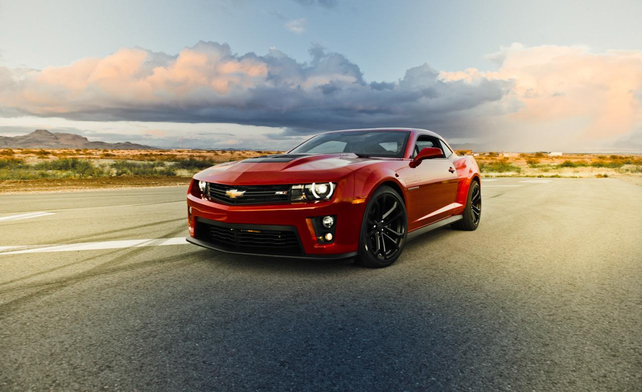 Camaro Zl1 Wallpapers Wallpaper Cave