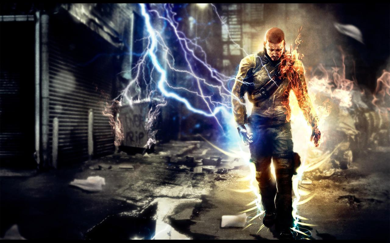 Infamous Wallpaper Hd Infamous Wallpapers HD...