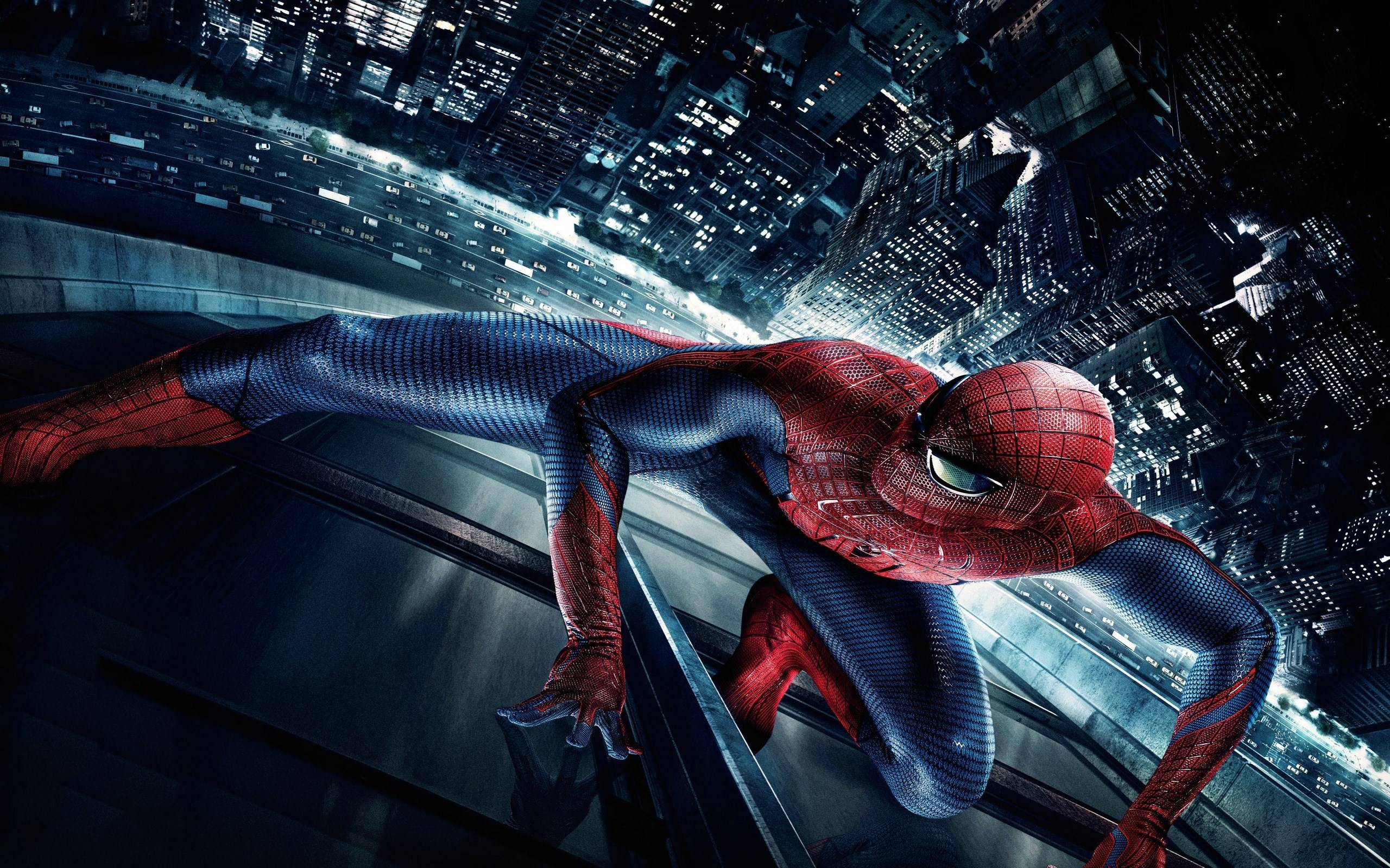 SpiderMan City New York HD Wallpaper HD : High Definition Wallpapers
