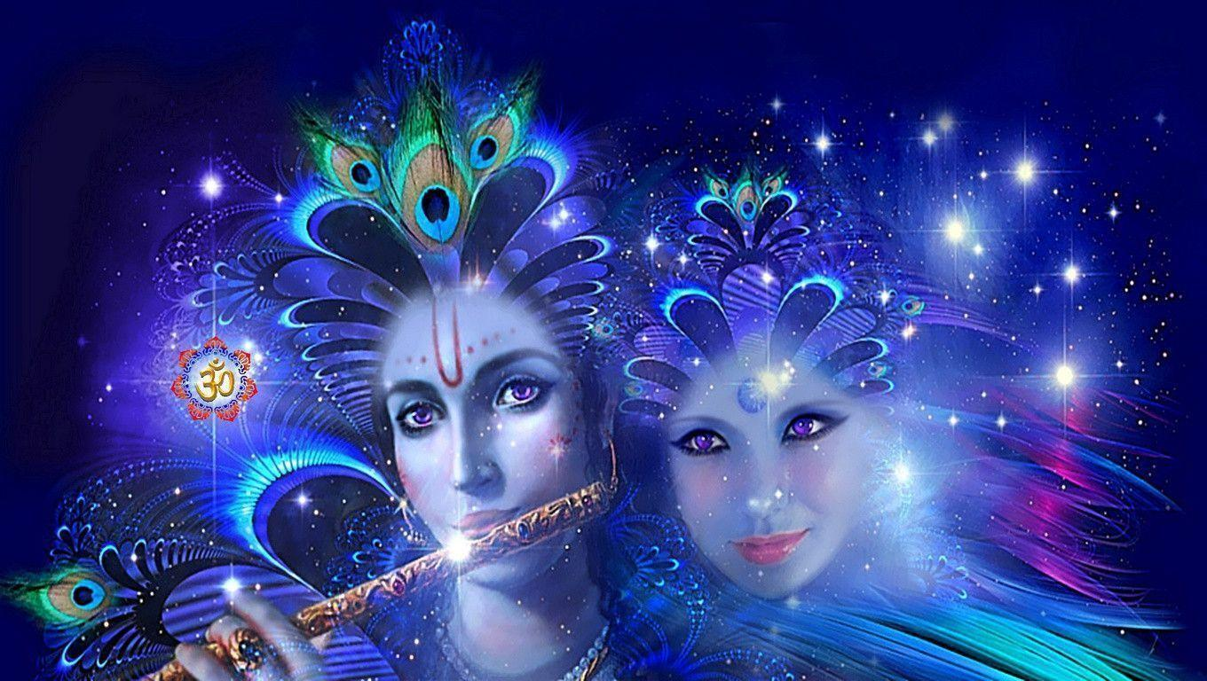 Lord Krishna HD Wallpapers 2 | Designing