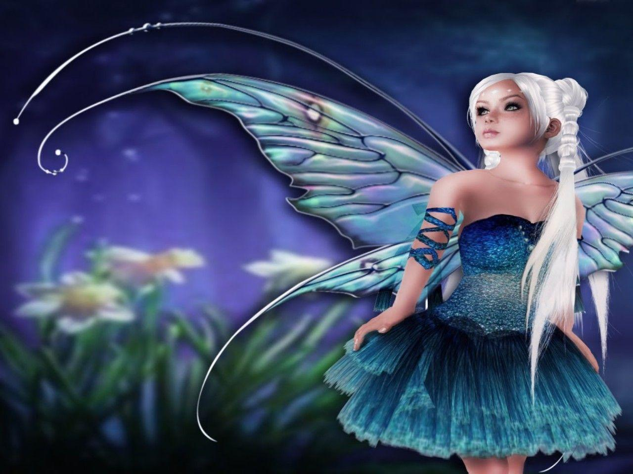 fairy computer wallpaper background - photo #32