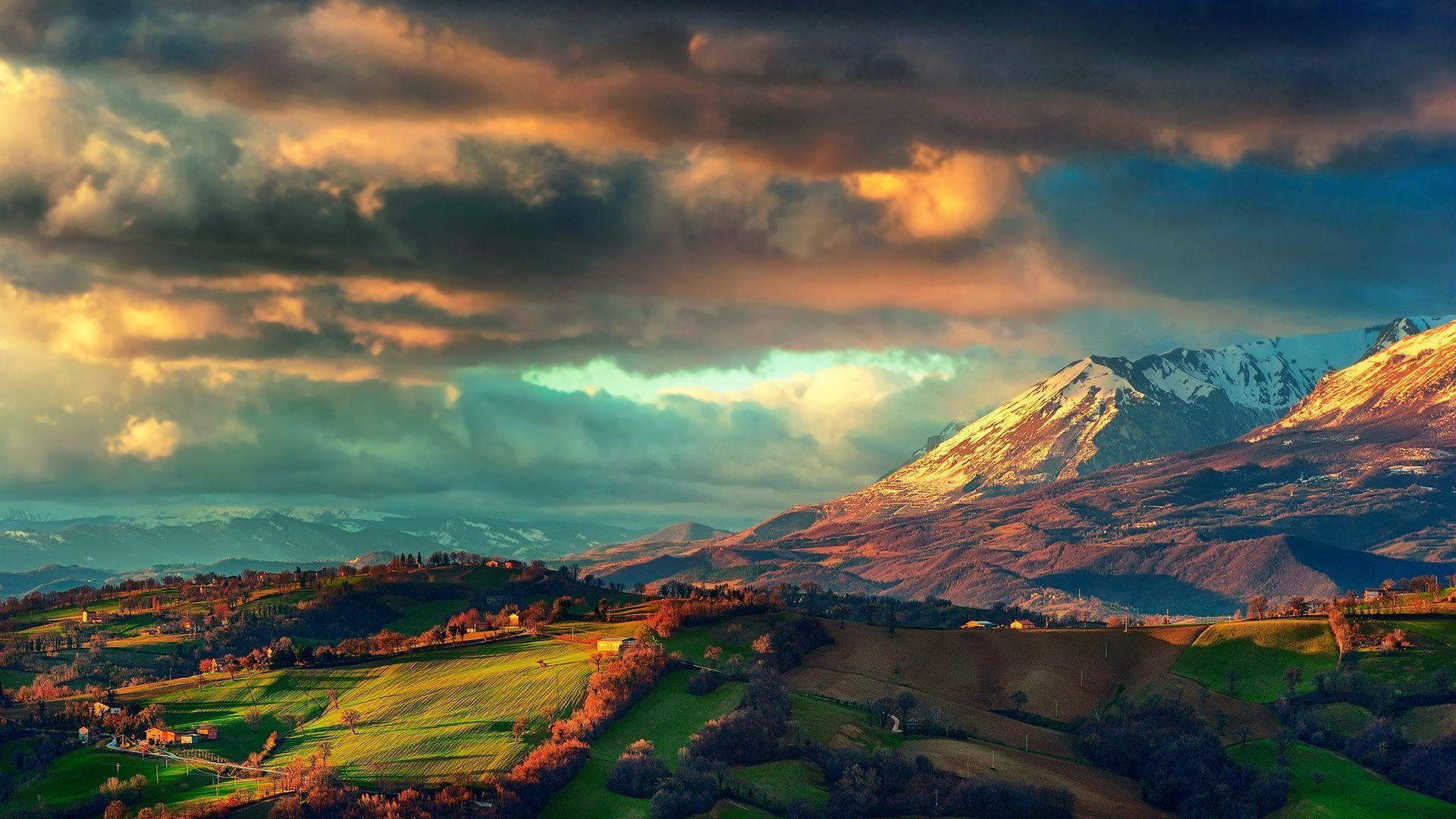 landscape wallpaper desktop - photo #44