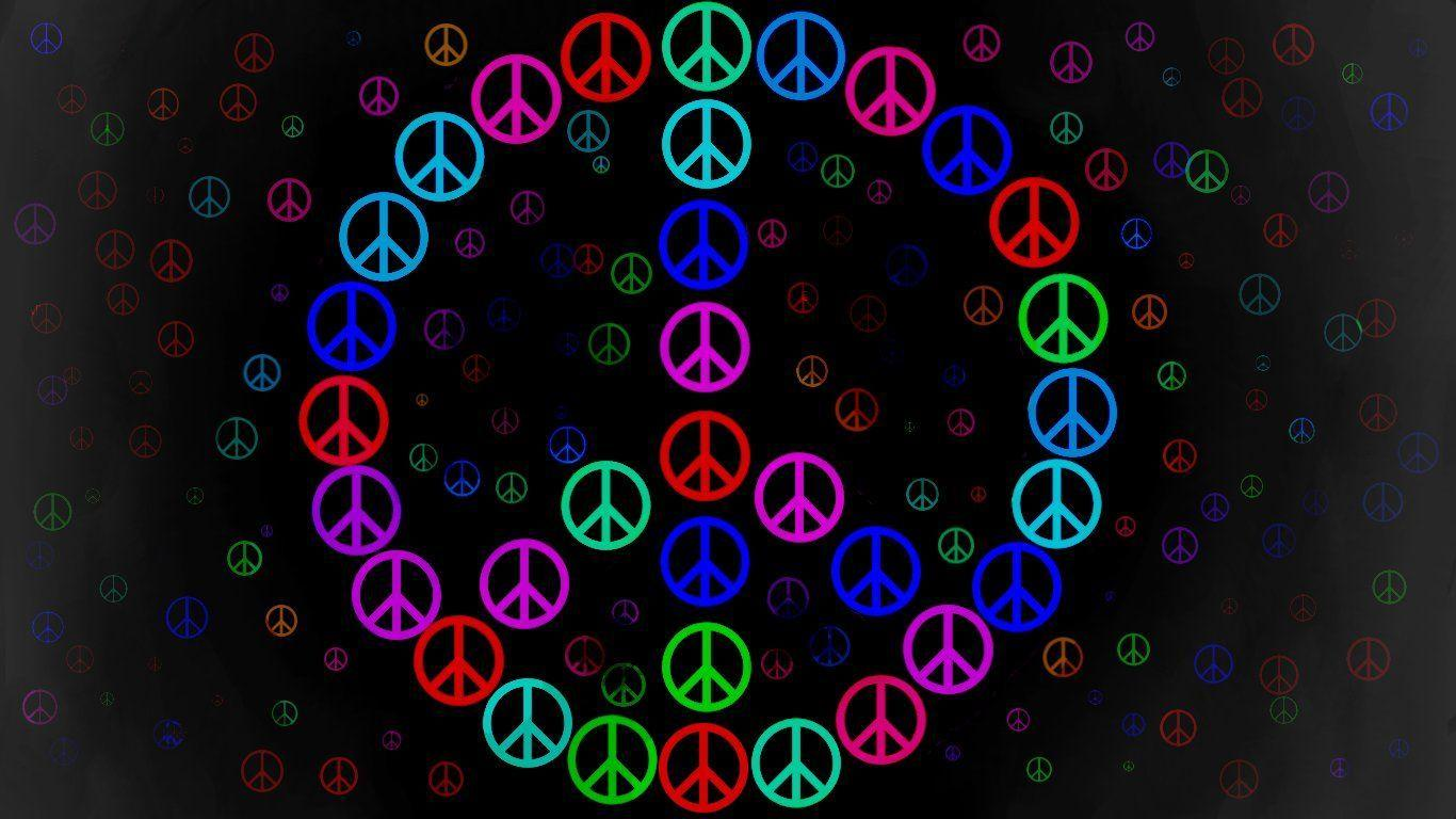 best love and peace wallpaper - photo #34
