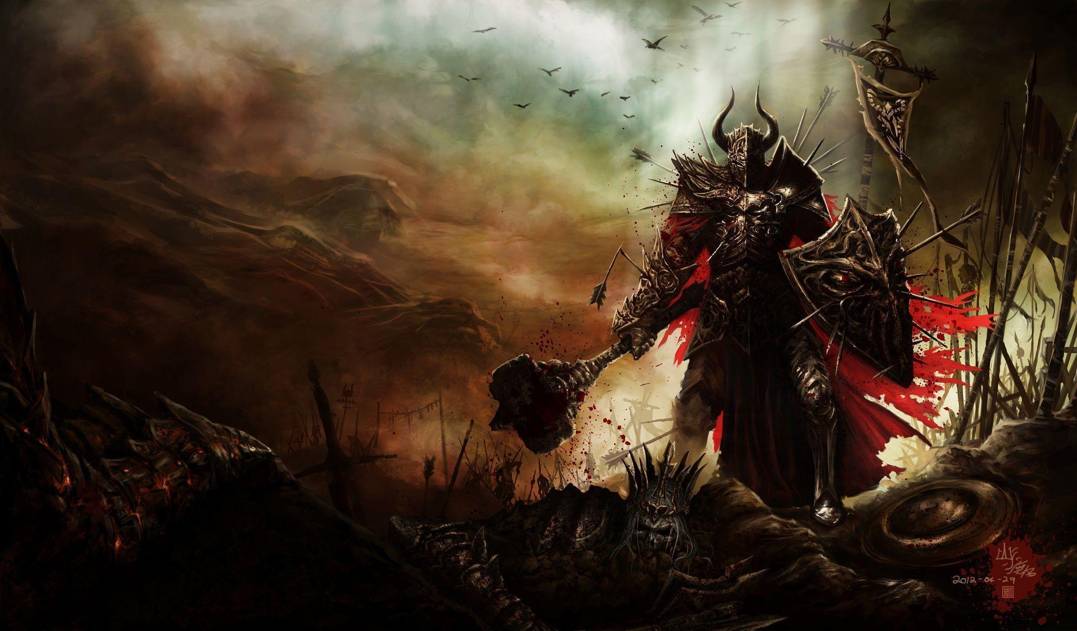 Diablo 3 ROS HD Wallpaper | PicMyGame