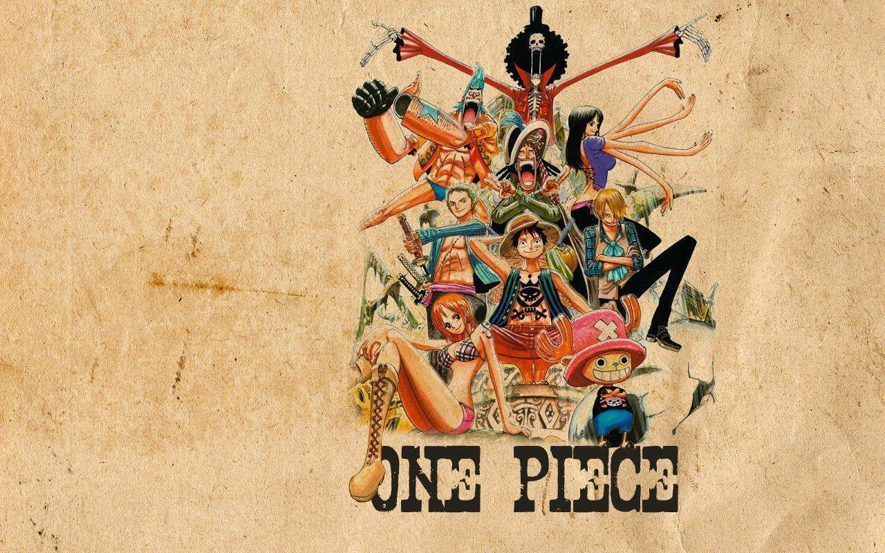 Download Cartoon Picture Collection One Piece Wallpapers 1280x800